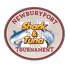 Newburyport Shark and Tuna Tournament Logo